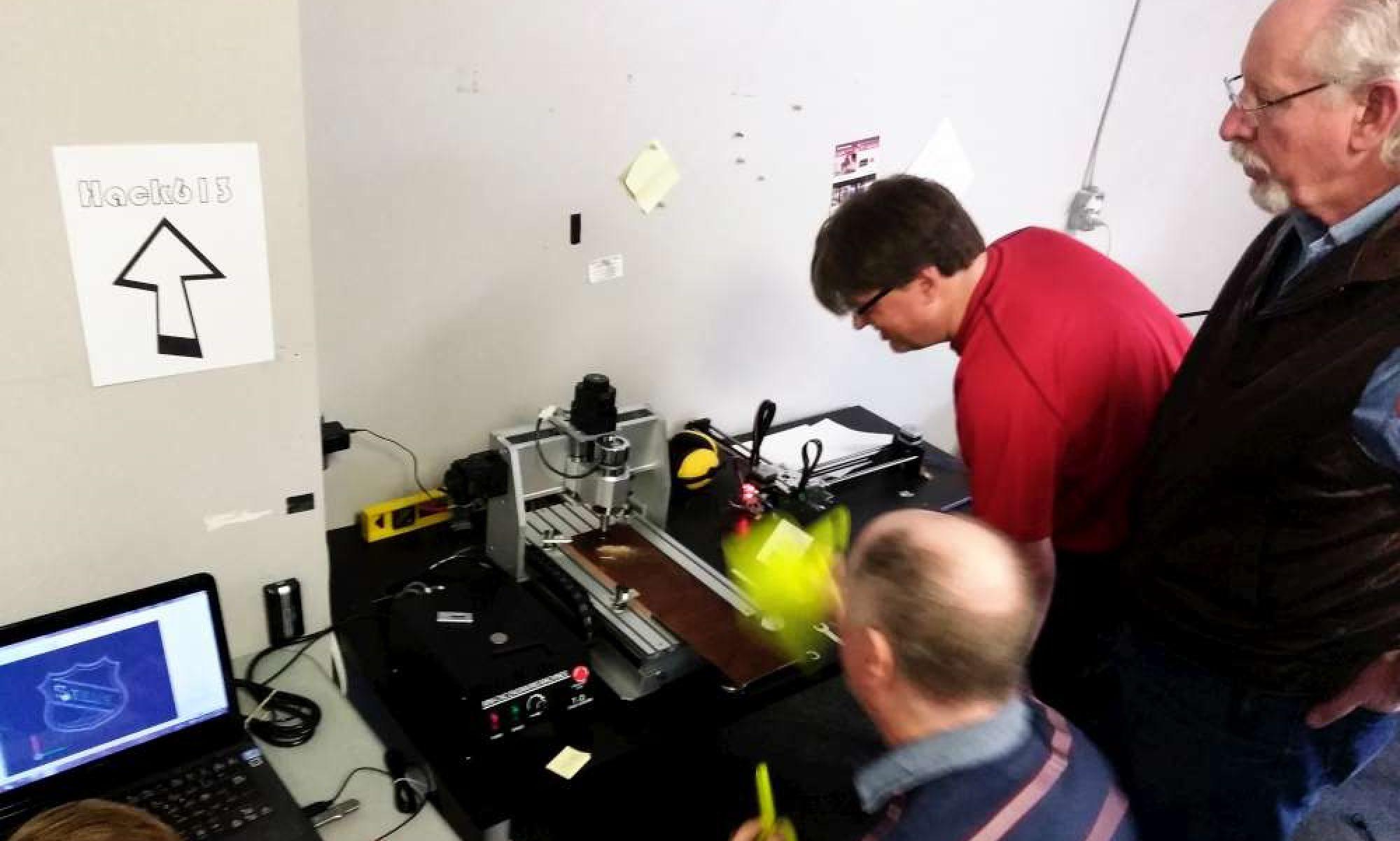 Hack613 - Ottawa Makerspace!